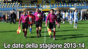 Coppa Italia Eccellenza e Promozione: ecco le date
