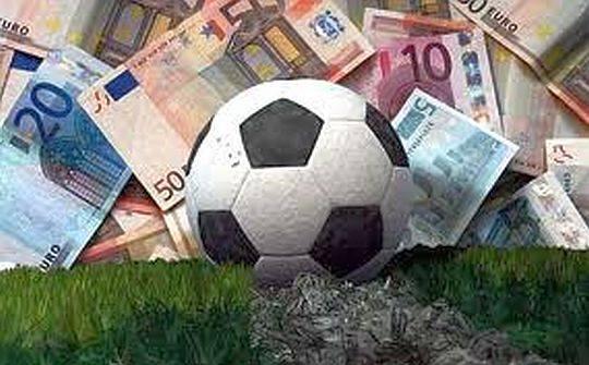 pallone e soldi