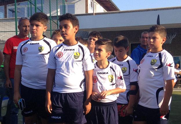 La scuola calcio del Montecelio è giallorossa! Accordo con la Roma