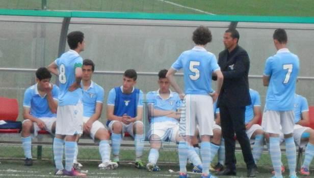 Allievi fascia B elite, la N.T.Tre Teste umilia la Lazio
