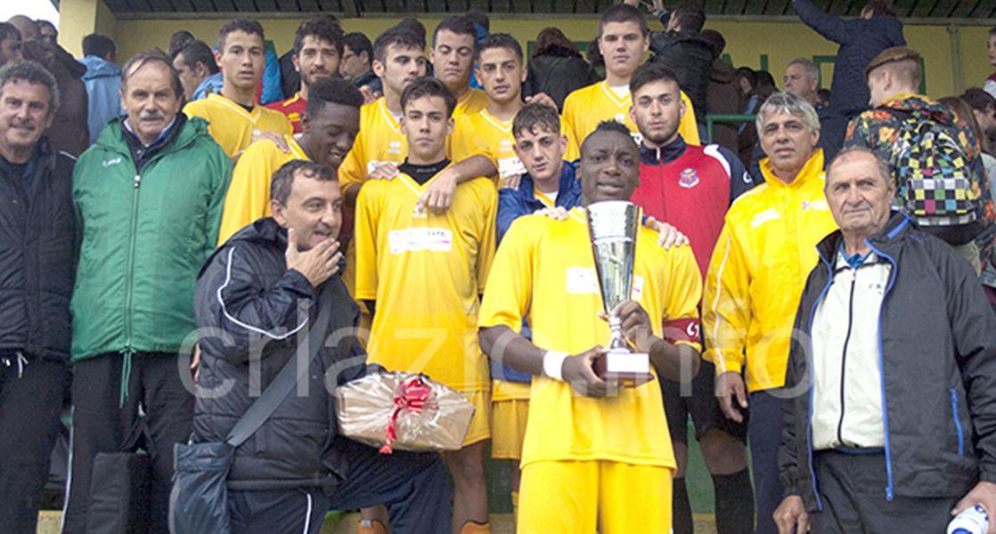 Torneo Wojtyla, finale: Lazio-Cr Lazio 3-1
