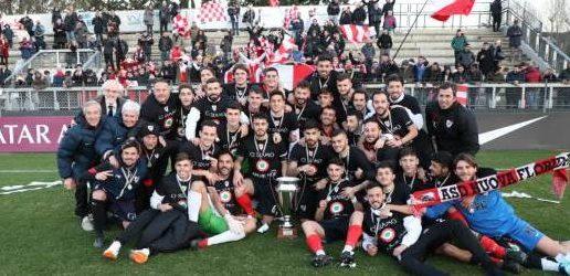 Coppa Italia Eccellenza, la Nuova Florida alza la Coppa. Ma solo ai calci di rigore
