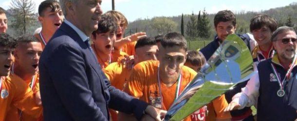torneo regioni, allievi: il Lazio è campione!