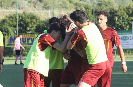 settore giovanile, oggi tocca a Romulea e Vigor Perconti