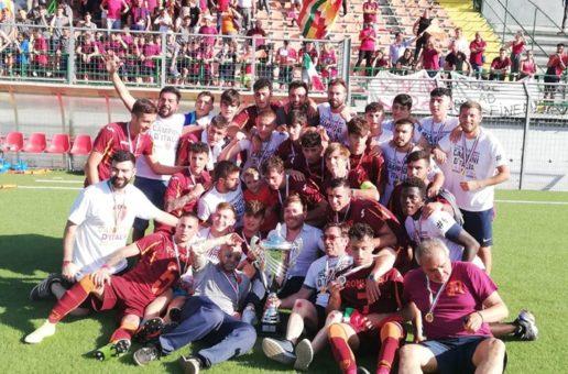 "Urlo Romulea: ""Siamo campioni d'Italia"". Menniti decide al 95′"
