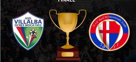 Coppa Italia Eccellenza, la finale sarà Villalba-R.Monterotondo