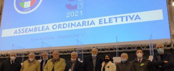"""Zarelli """"for ever""""… Ufficiale la sua rielezione a presidente CR Lazio"""